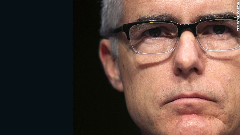 What FBI Deputy Director Andrew McCabe told Congress behind closed doors