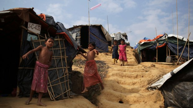 Canada's envoy to the Rohingya crisis issues interim report
