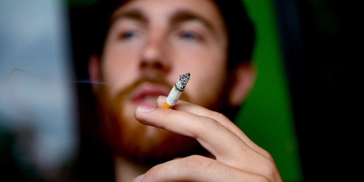 Michigan amid states with most smokers, lung cancer diagnoses