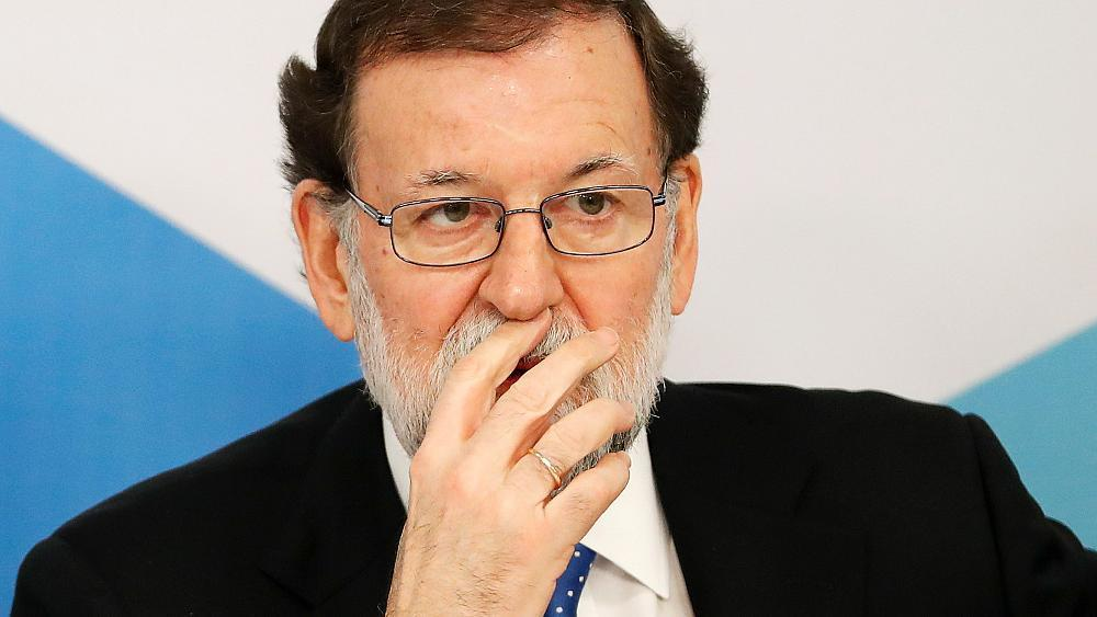 Watch live: Spain's PM Rajoy speaks about Catalan election results