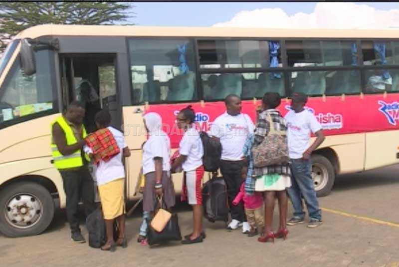 Radio Maisha flags off Caravan in effort to promote its listenership