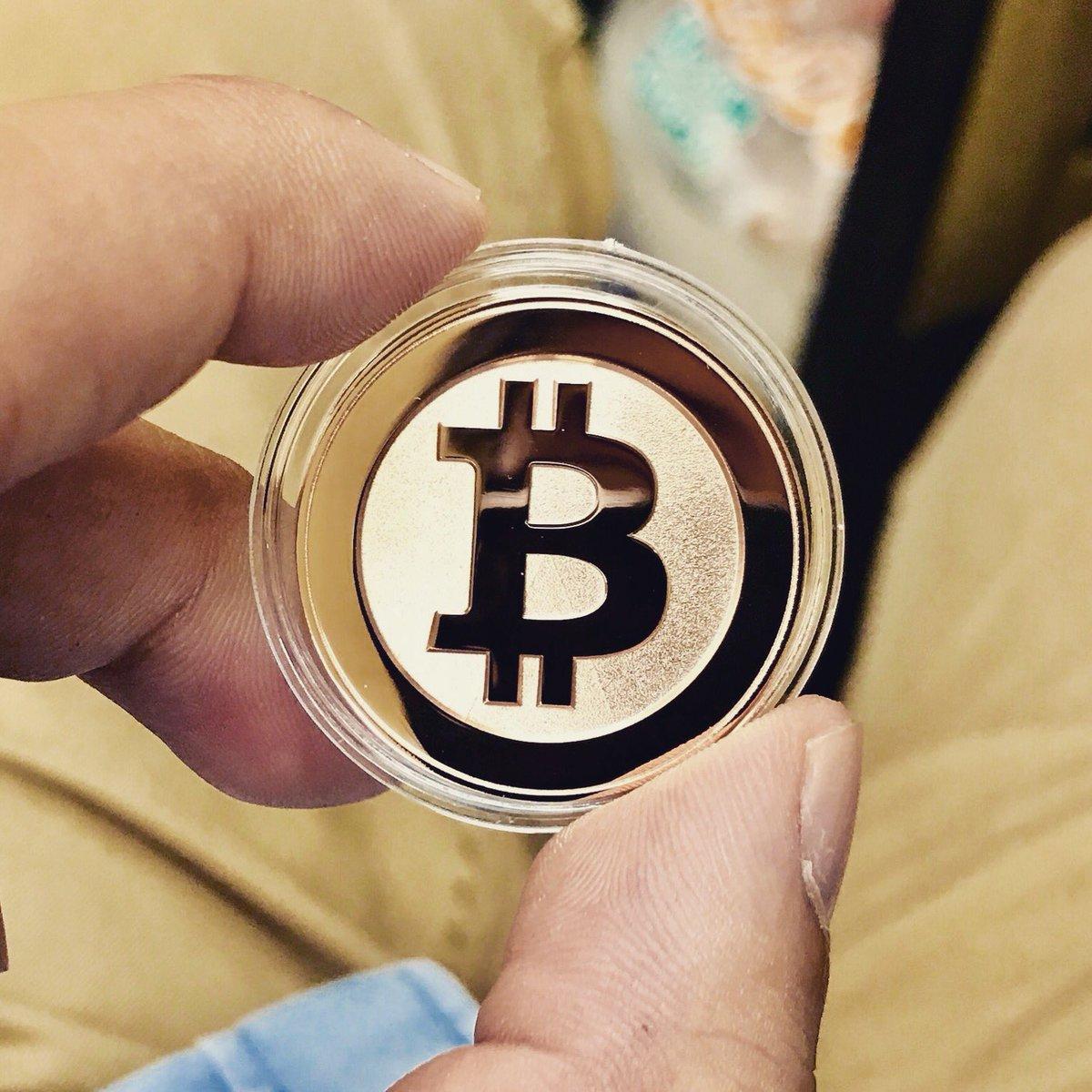 test ツイッターメディア - https://t.co/5Lo4TfCjUbピンクゴールドのビットコインPINK GOLD BITCOIN#pink #bitcoin #ビットコイン #ピンク #ピンクゴールド #コイン #製作