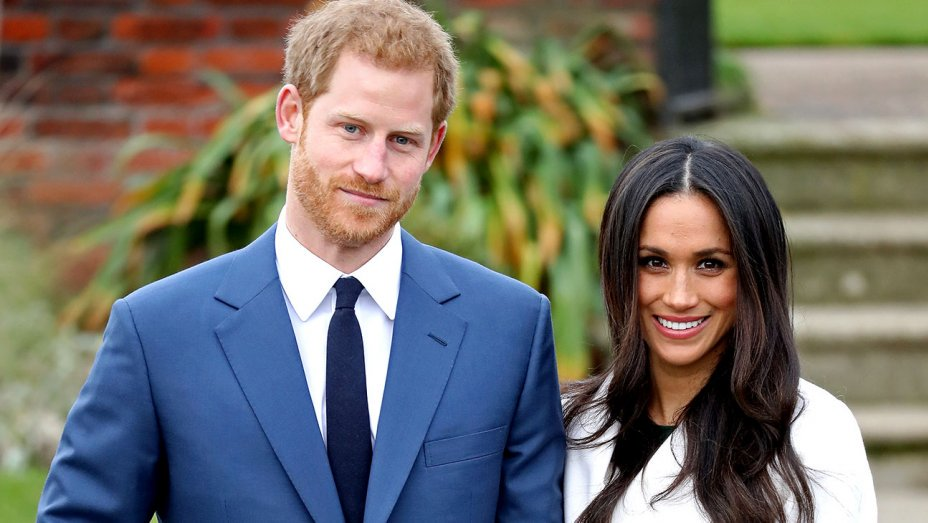 Meghan Markle is set to join Britain's royal family for Christmas (via @Pretareporter)
