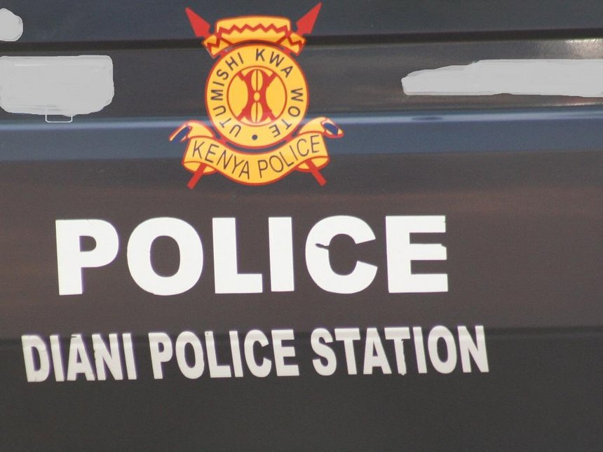 Police recover Kwale magistrate's stolen car