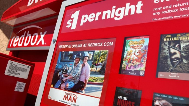 Disney pushes for injunction against Redbox over movie download codes