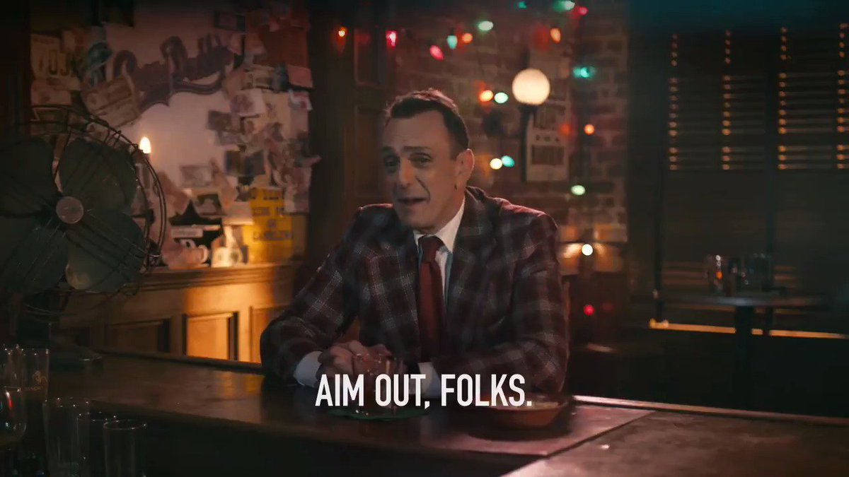 Vomit with some grace. #HappyNewYear! #Brockmire https://t.co/7PbxpI53ad