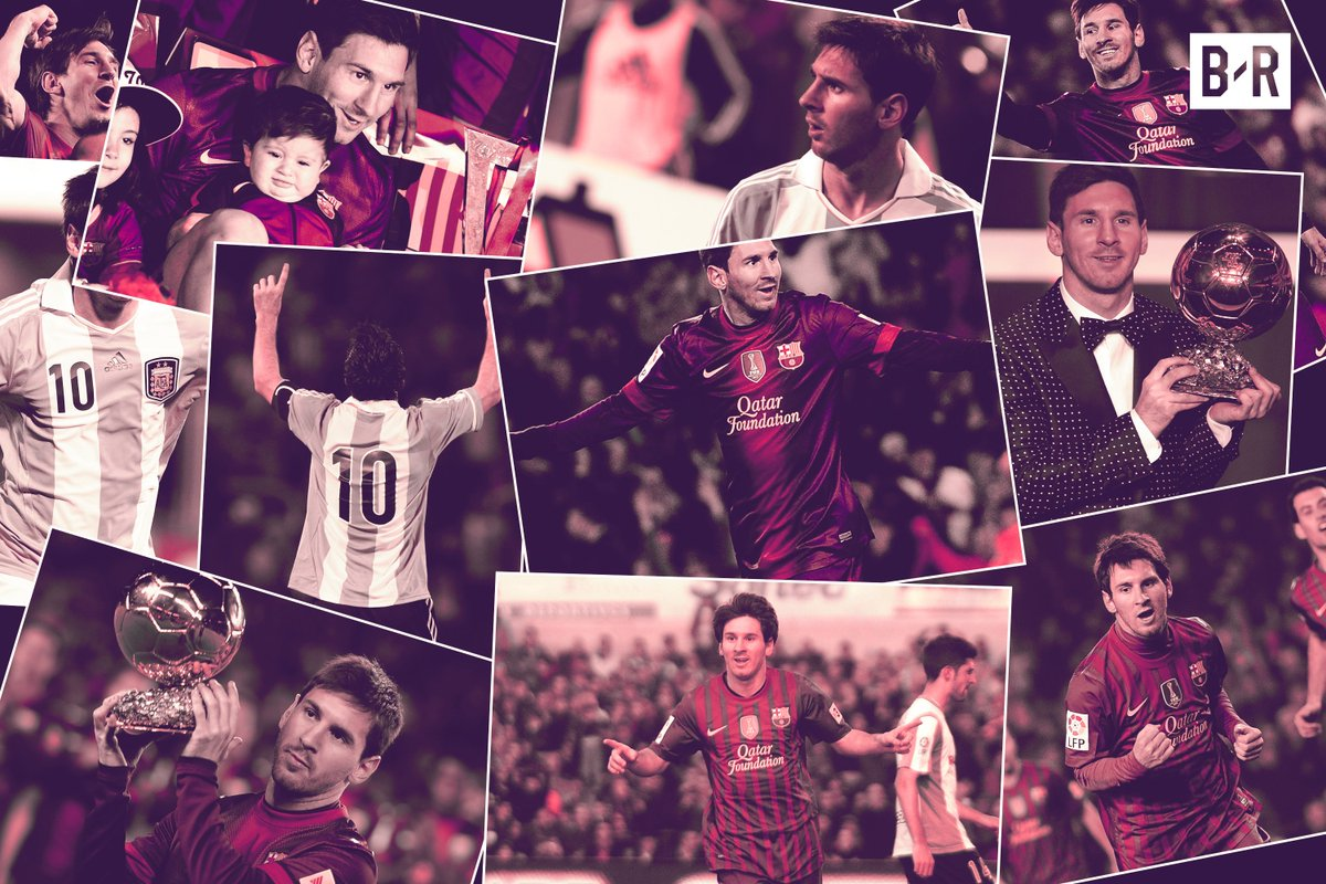 91 Goals in 69 Games: Revisiting Leo Messi's Incredible 2012