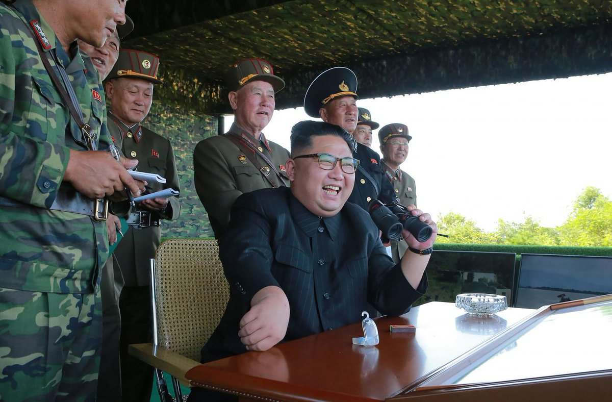 North Korea expected to test a missile loaded with a live nuclear weapon in 2018