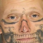 Cops nab escaped California inmate with face tattoo