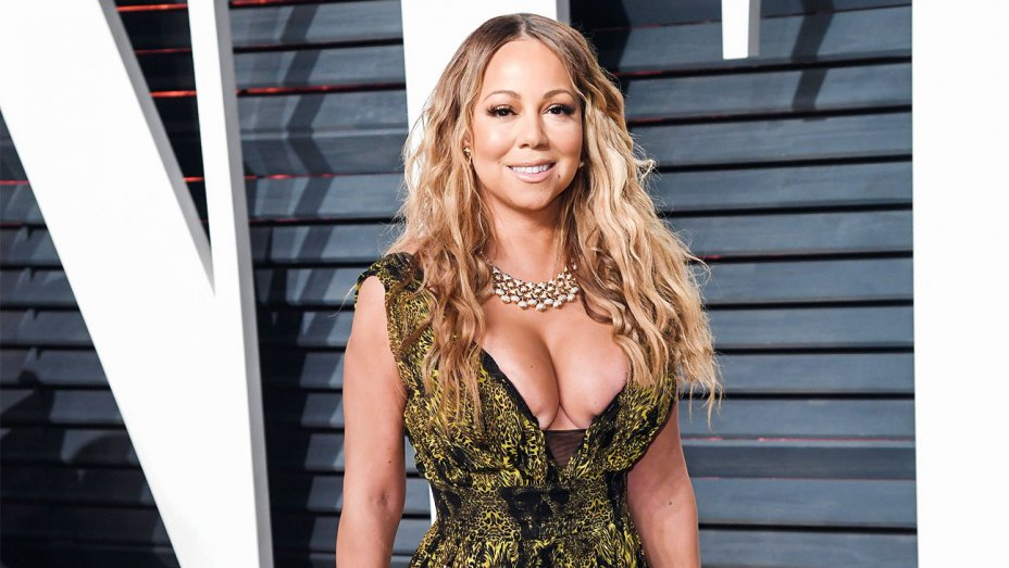 Mariah Carey returns to 'New Year's Rockin'