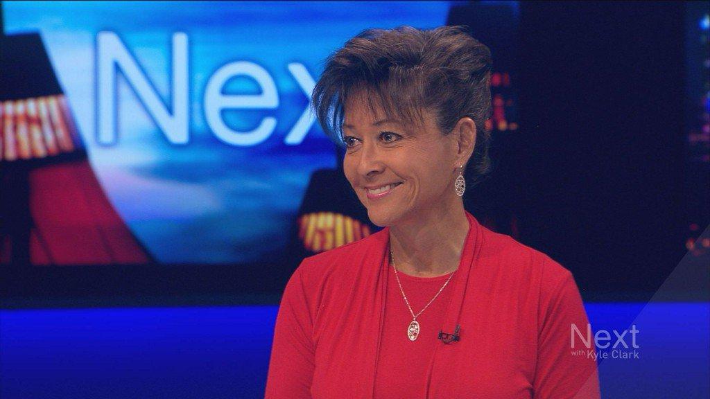 Adele Arakawa will help pick her replacement on the DIA train