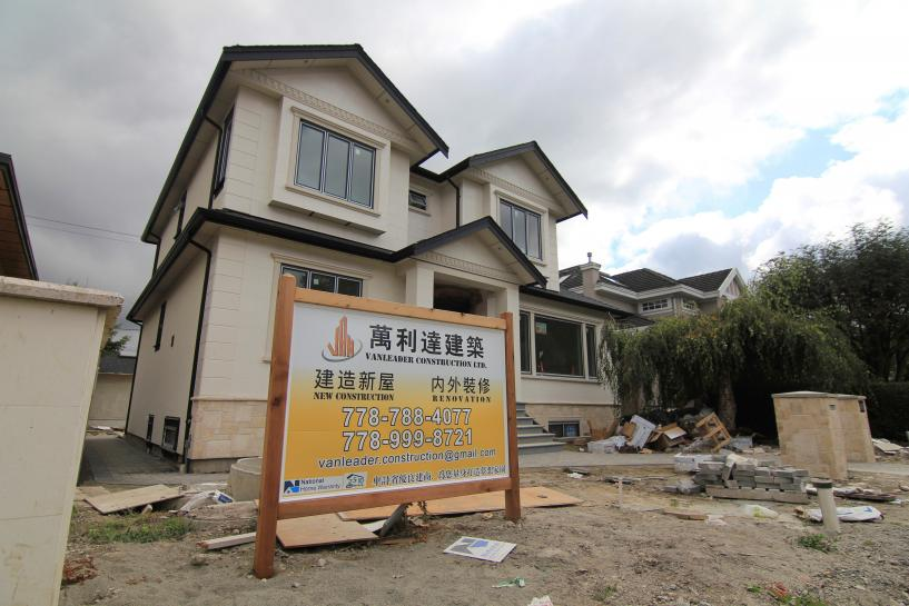 Foreign money driving top of housing market in Vancouver, Toronto