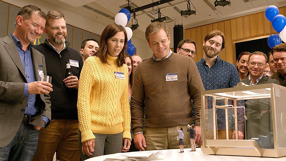Movie review: Matt Damon and Kristen Wiig in