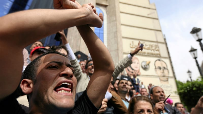 Why it's the worst time to be a journalist in Egypt