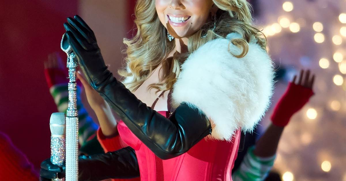 Mariah Carey to Smokey Robinson: Take a look at @NBCBLK's holiday music guide