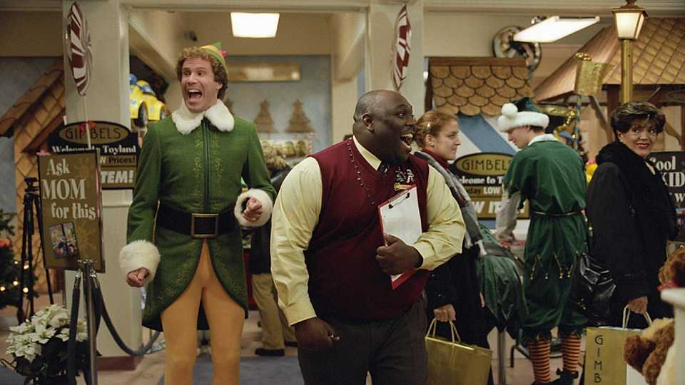 Things you only know if you're working in retail over Christmas