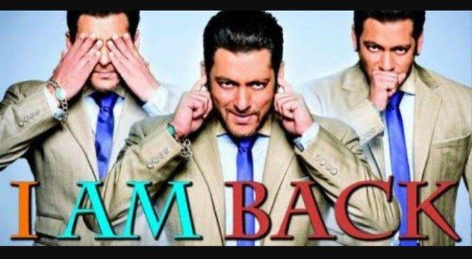 Happy birthday Salman Khan in advance