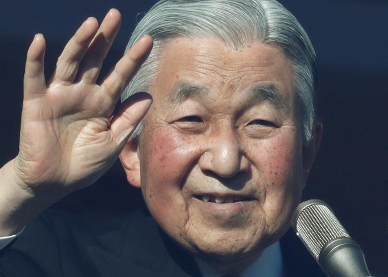 Japan's emperor draws record birthday crowd as he prepares to abdicate
