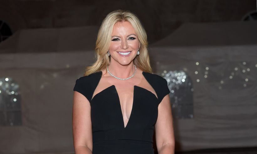 Michelle Mone has shown off her amazing Christmas lights - and you have to see them!