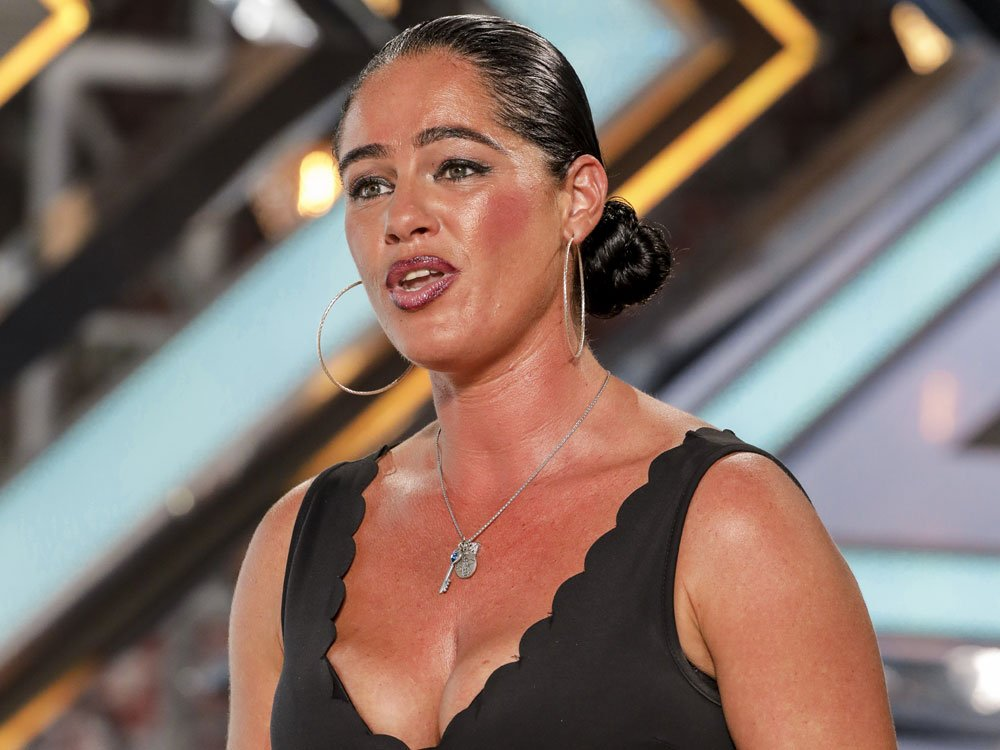 The X Factor's Tracy Leanne Jefford Debuts A Very Chic Makeover