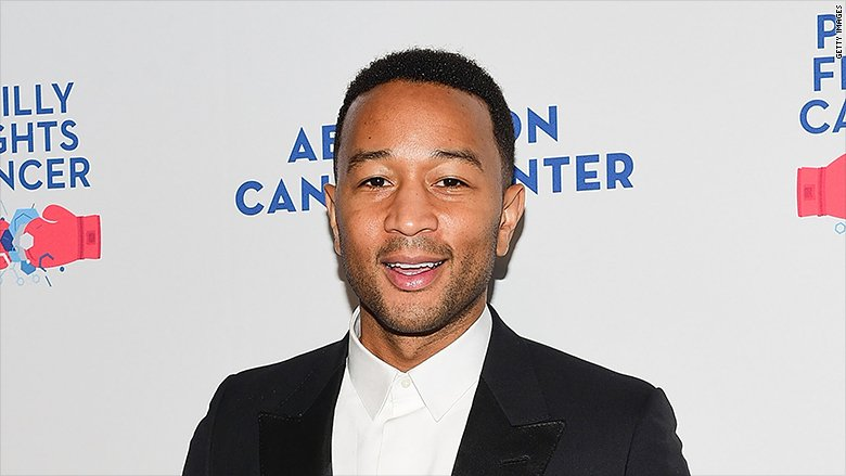 John Legend cast as Jesus Christ in upcoming NBC live musical