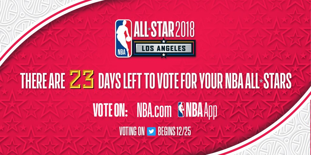 23 Days Left!   VOTE NOW: https://t.co/UjbrNUQ7Vw https://t.co/B5F2DntzaH