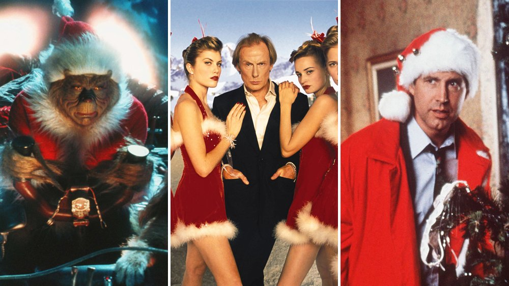 Finding the holiday spirit a little late? Here are 25 Christmas movies to get in the feeling