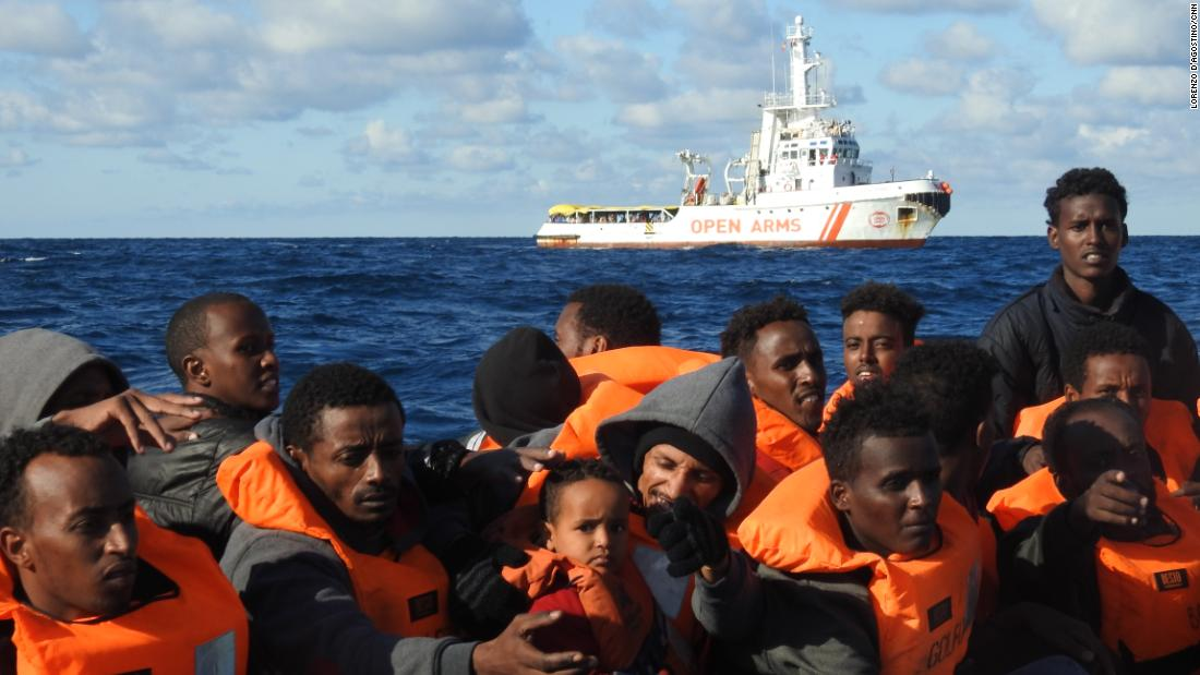 'They use black men as slaves': Migrants tell of brutality in Libya