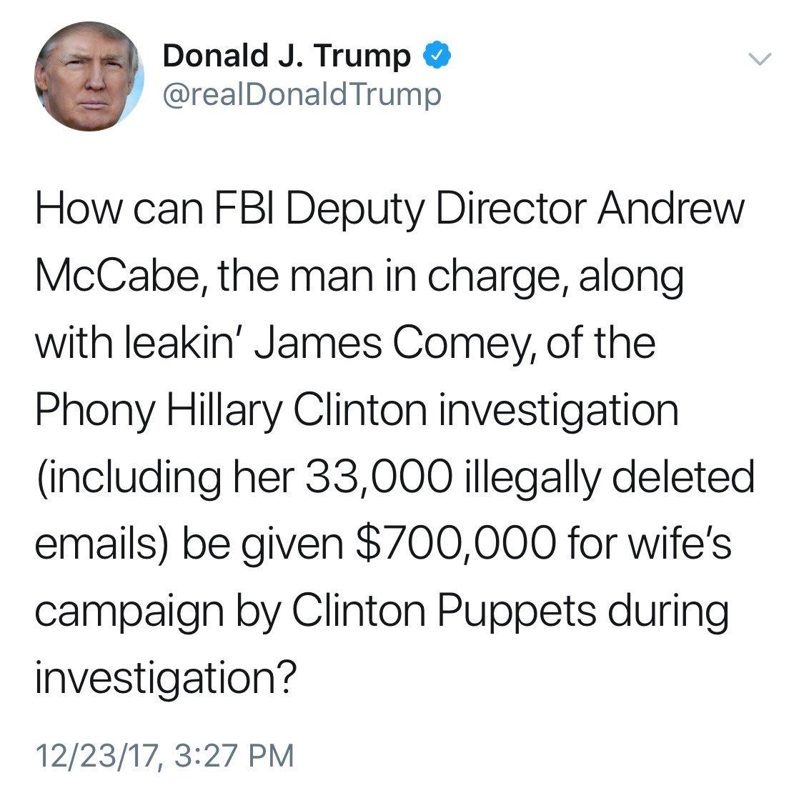 President trash-talking his own FBI deputy director https://t.co/VlXC7U7vKJ