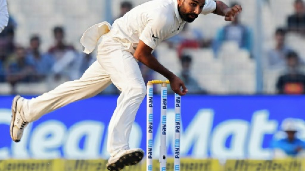 Shami returns to India's ODI squad for South Africa