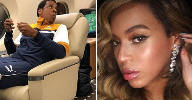 So this is how Beyonce reacted to everything that happened with Jay Z, apparently...