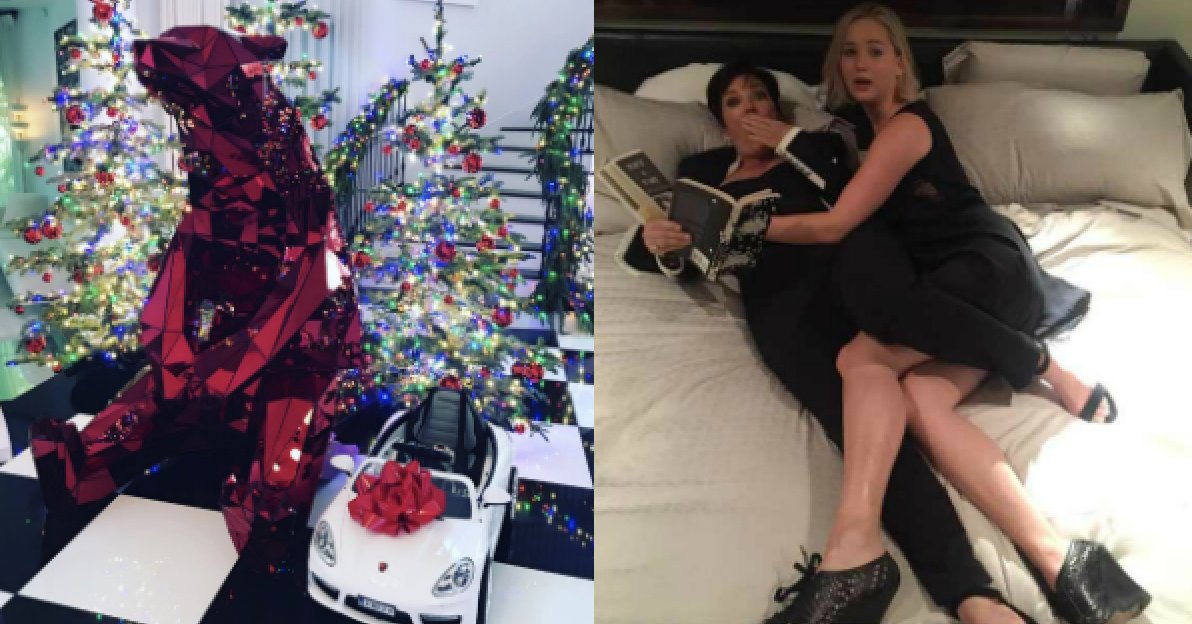 Kris Jenner and Jennifer Lawrence's friendship now includes gifting of Porsches:
