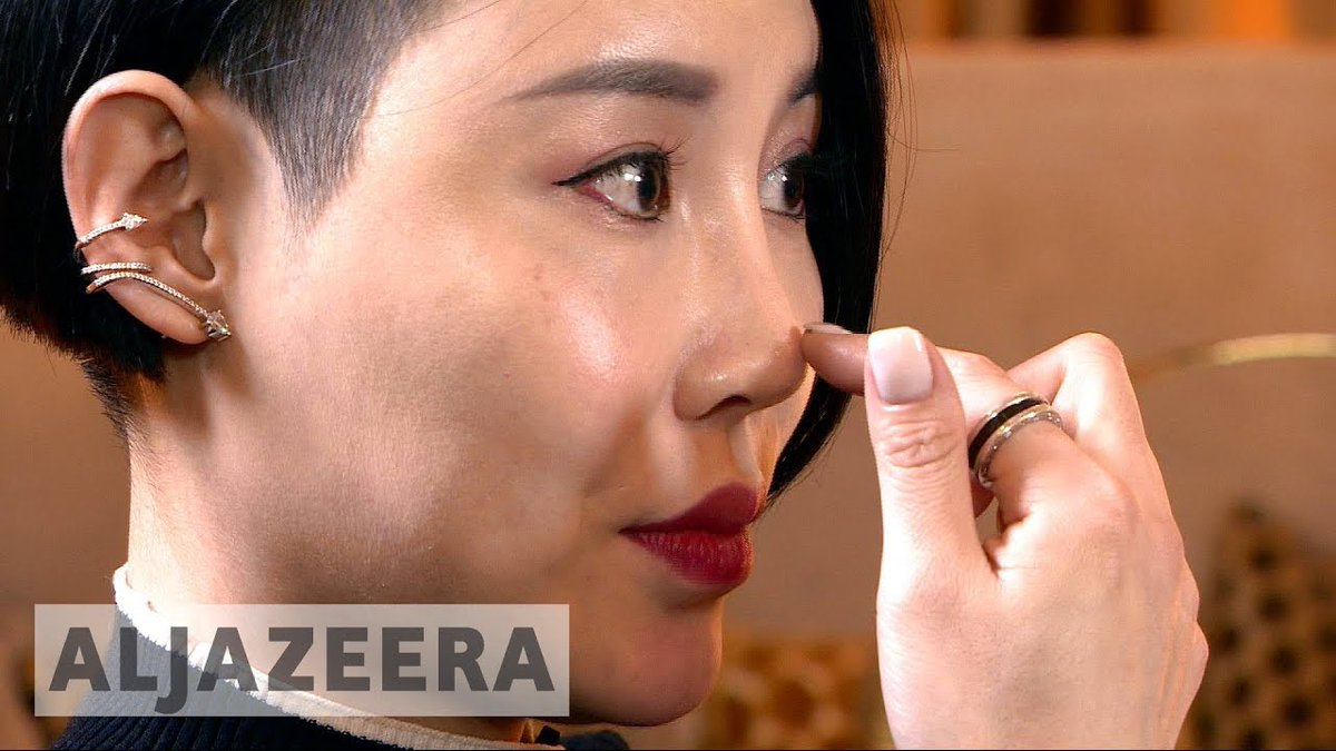 Changing faces: China's plastic surgery boom