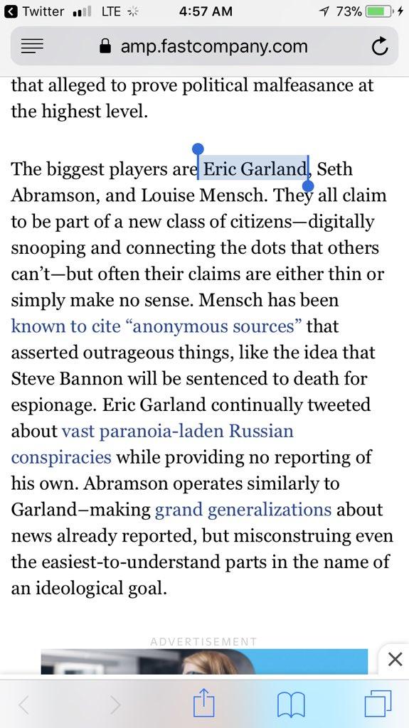Eric Garland
