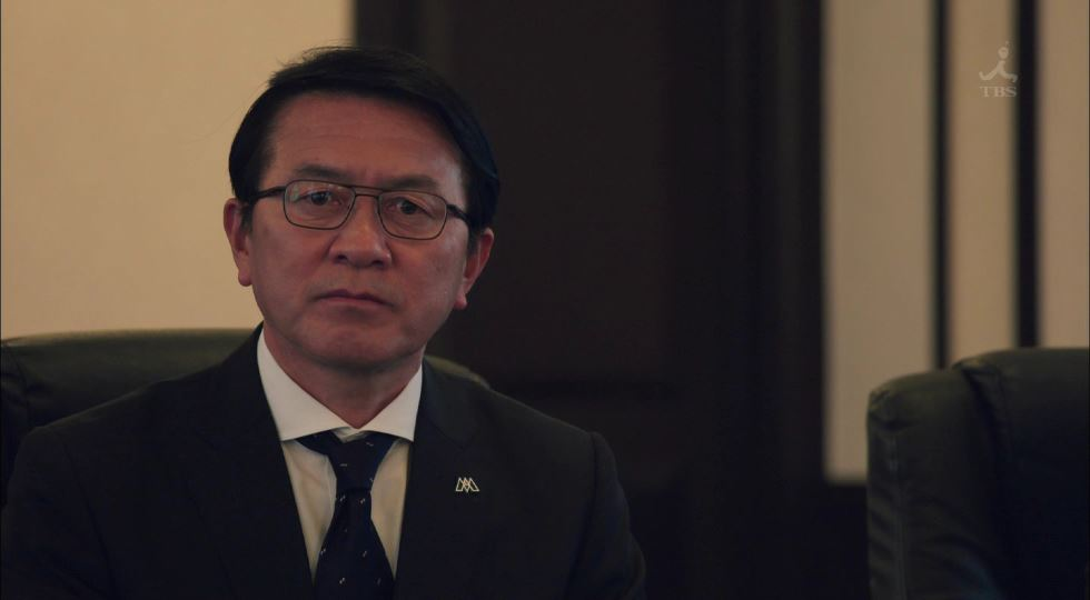 瀬古選手 「陸王」出演 画像