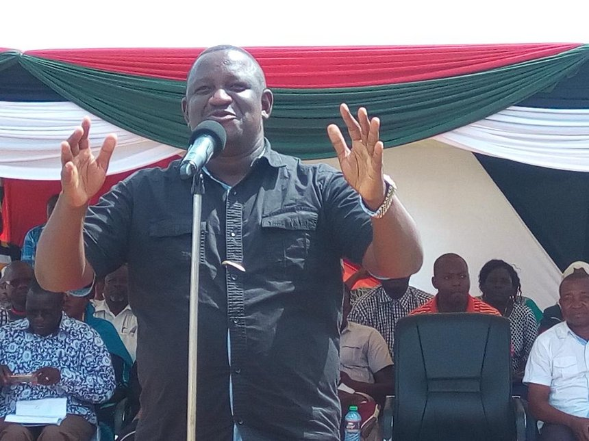 I'll not approve People's Assembly motion, Mvurya tells Kwale MCAs