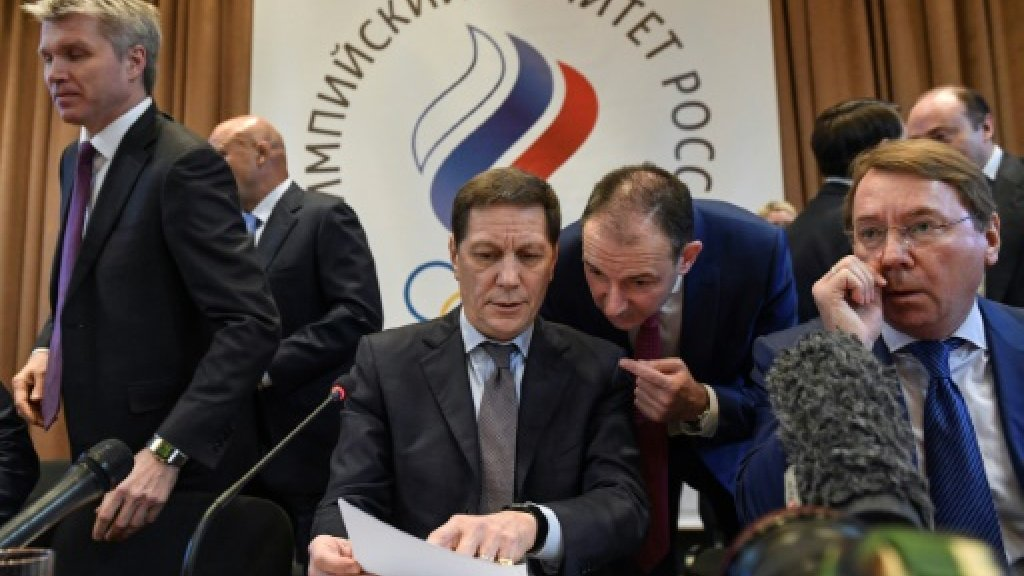 From Russian doping to FIFA bribery, 2017 proves dark time