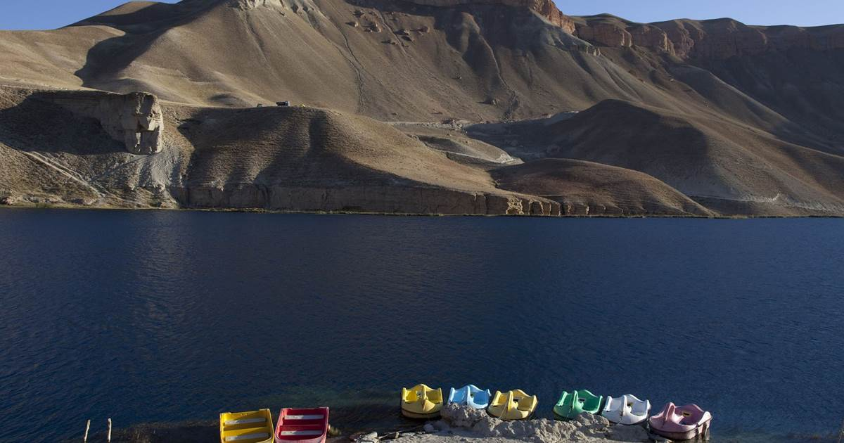 Afghanistan's Bamiyan province starts tourism revival with national park