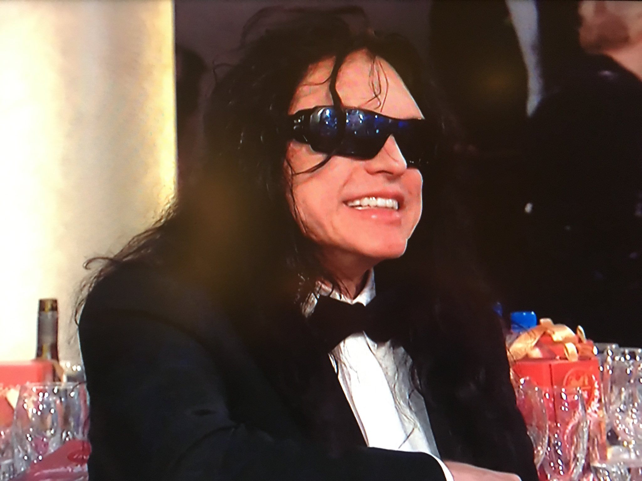 Tommy Wiseau having serious second thoughts https://t.co/rKDcsSlN0W