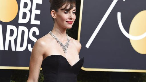 The Golden Globes red carpet: Who's turning heads as the fashion front turns dark
