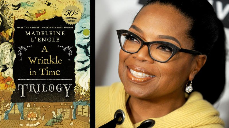 Books becoming movies in 2018
