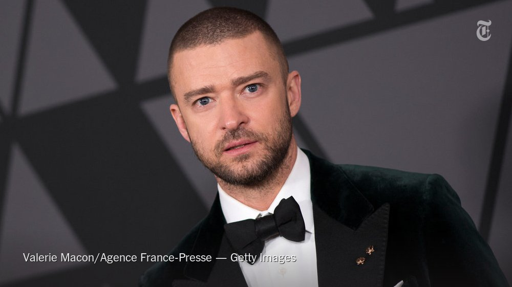 Justin Timberlake returns, still funky. Hear the week's 10 most notable new songs. https://t.co/wjyDRLM3vO https://t.co/ZNlSrlYuZy