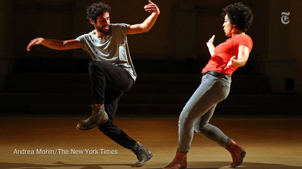 Dance in NYC this week https://t.co/KGyY3xVENk https://t.co/kAk4TPW8So