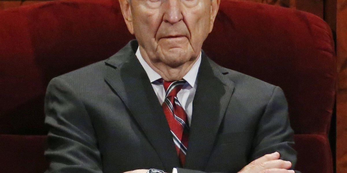 Ex-heart surgeon set to become next Mormon president