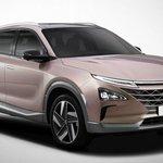 Next-gen Hyundai FCEV shapes up for CES 2018