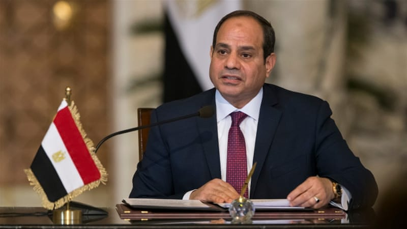 UN rights office raises alarm over Egypt executions