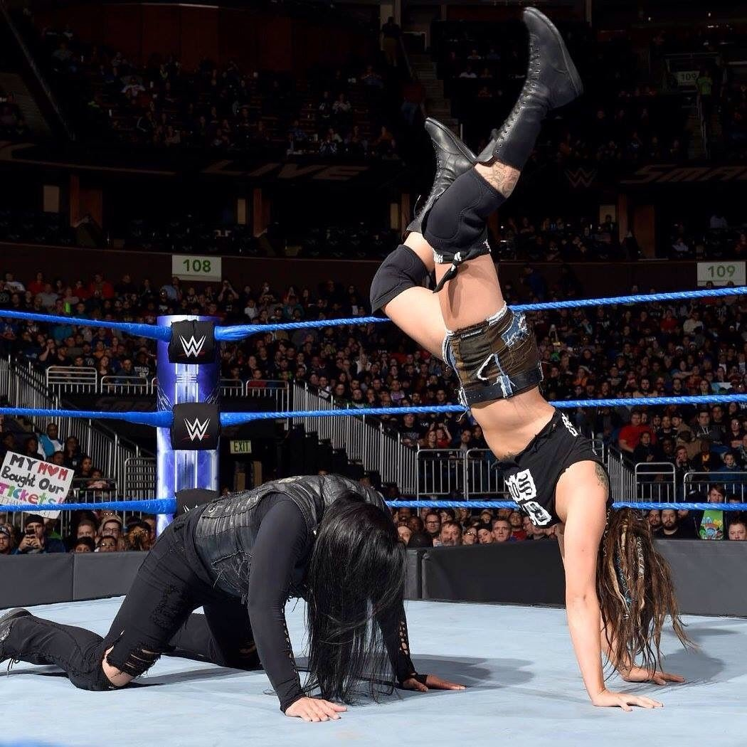I will strike down upon thee the great vengeance and furious anger.  #sdlive #bloodeagle #RiottSquad #kentucky #dreads #pulpfuction https://t.co/KT7hIB87Nh