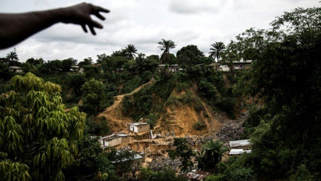 In DR Congo, flood tragedy highlights perils of urban sprawl