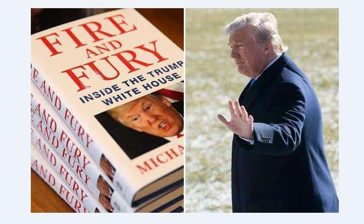 Tillerson backs Trump as book casts mental health doubts