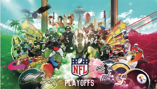 .@RaeSremmurd is the voice of the @NFL #NFLPlayoffs https://t.co/3pIeHbkSPM https://t.co/4GwikmbRBF